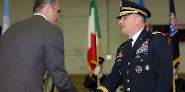 Scaparrotti genomineerd als NAVO-commandant