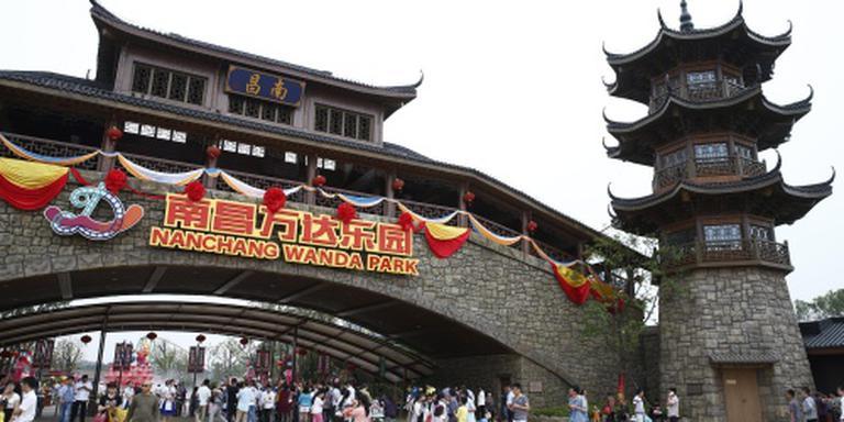 Chinees themapark neemt het op tegen Disney