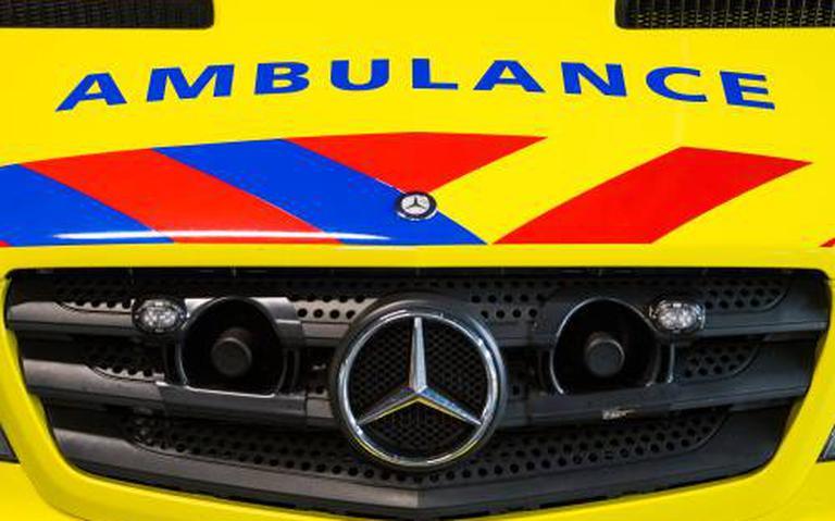 Fietsster gewond bij aanrijding in Noordhorn.