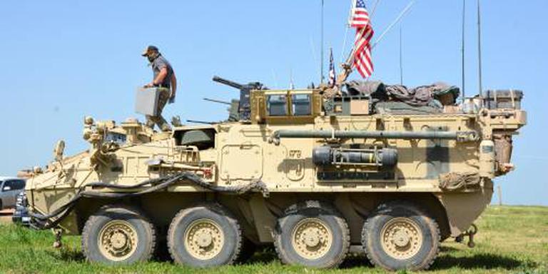 Honderden Amerikaanse militairen weg uit Syrië