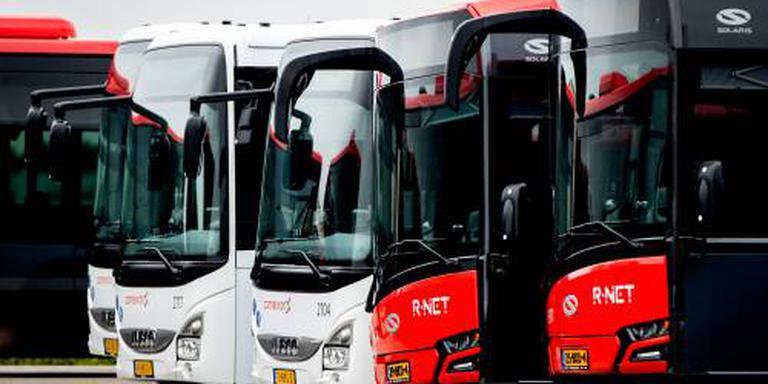 'Deal' cao streekvervoer, staking van de baan