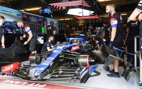 Ook Alonso incasseert 'motorstraf' in Formule 1-race Austin