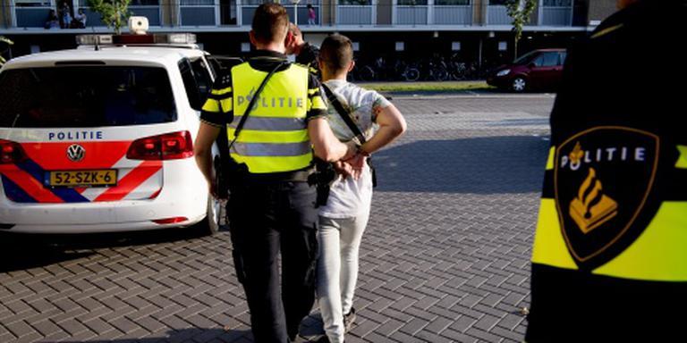Opnieuw drie arrestaties in Poelenburg
