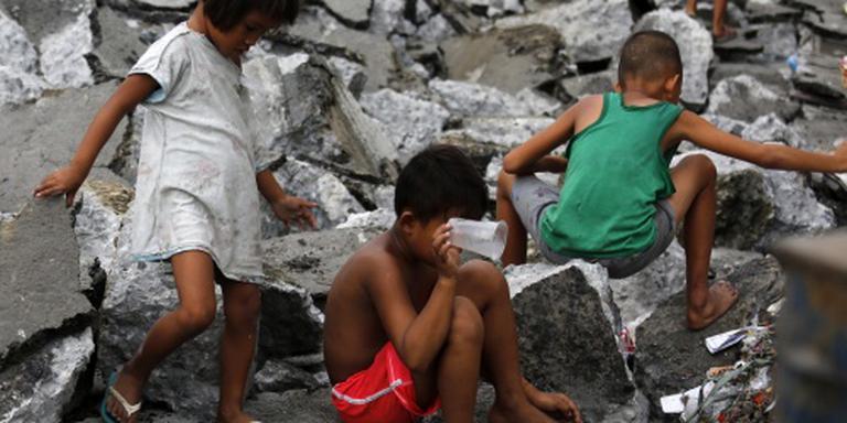 Unicef: 385 miljoen kinderen leven in armoede