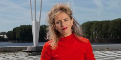 Suzanna Jansen. Foto Tessa Posthuma de Boer