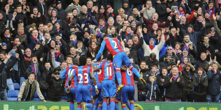 Crystal Palace naar halve finale FA Cup