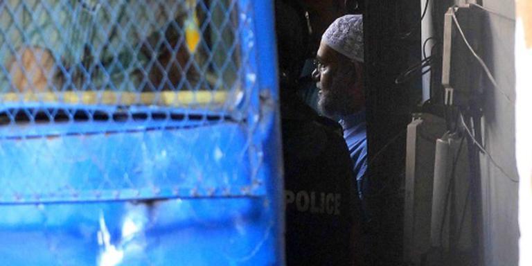 Doodstraf moslimleider Bangladesh definitief