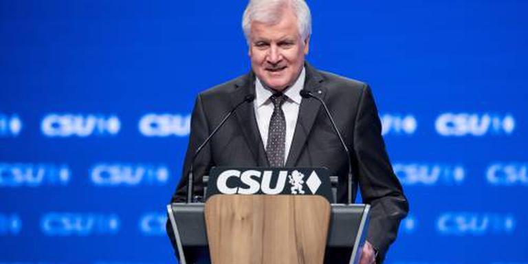 Beierse CSU toch blij met Merkel
