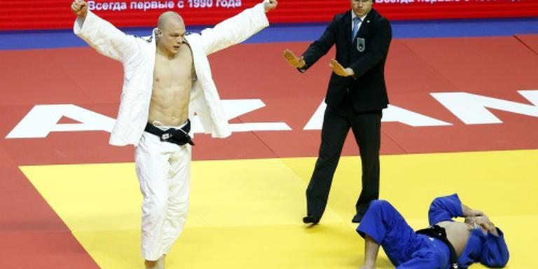 Derde Europese titel voor judoka Grol