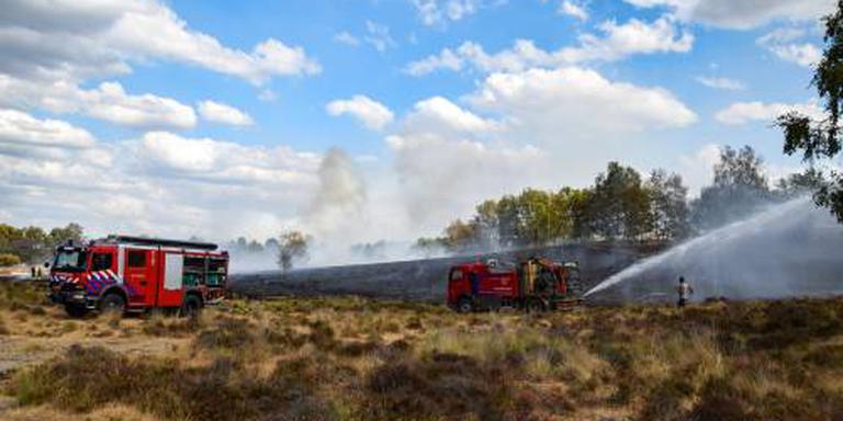 Dubbel zoveel branden als vorig jaar