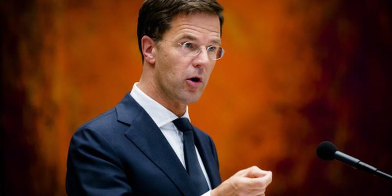Rutte verdedigt zijn kritiek op referendum