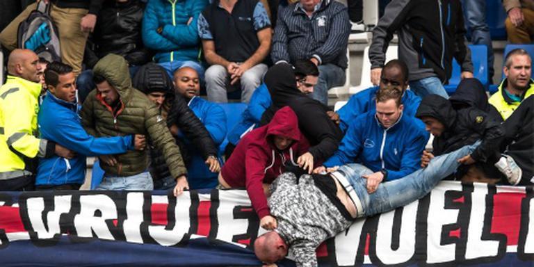 Willem II legt vijf fans stadionverbod op