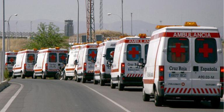Doden door busongeval in Tarragona