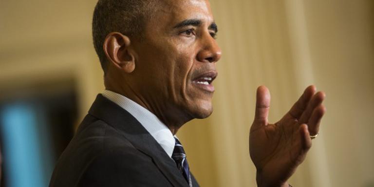 Obama haalt bakzeil bij Hof