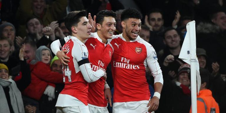Arsenal moet Oxlade-Chamberlain missen