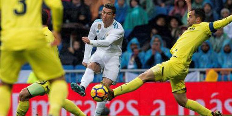 Dreun voor Real Madrid