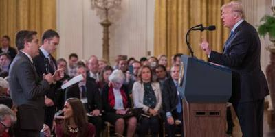 Witte Huis moet CNN-journalist weer toelaten