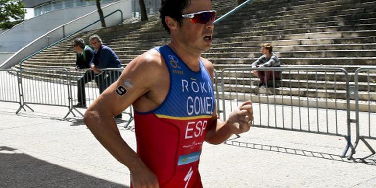 Wereldkampioen triatlon Gomez Noya mist Rio