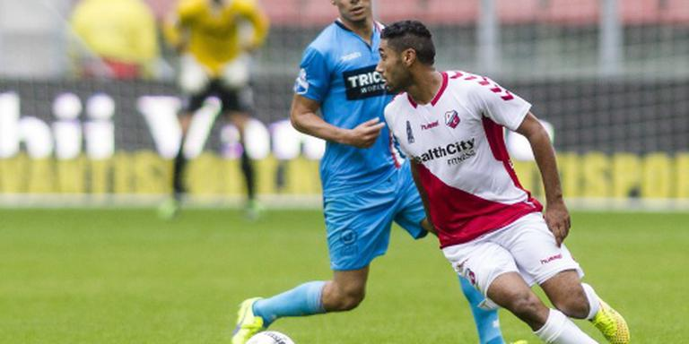 Kali krijgt kans bij Willem II
