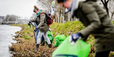 200.000 vrijwilligers ruimen zwerfafval op