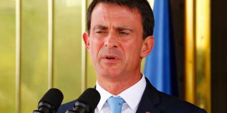 Franse premier wil noodtoestand verlengen
