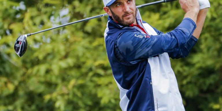 Johnson golfer van het jaar