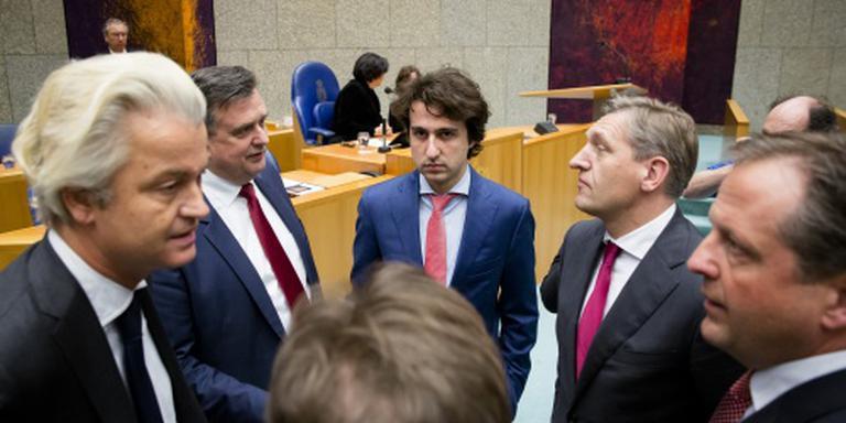 Kamer laakt internationale aanpak terreur