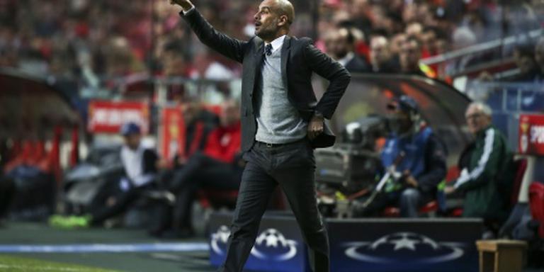 Guardiola: en nu een stap verder
