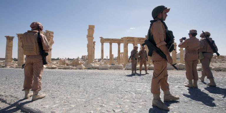 Stilte heerst aan de Syrische fronten