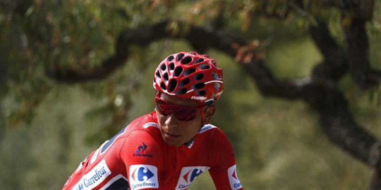 Quintana wint Ronde van Spanje