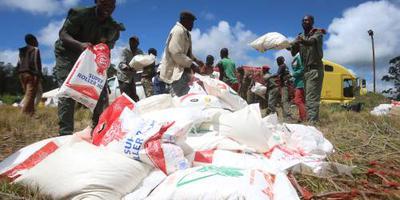 860.000 euro gedoneerd voor hulp na cycloon