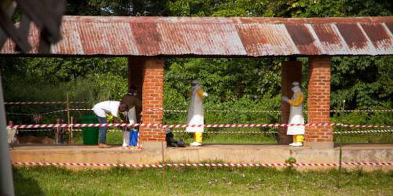WHO optimistisch over indammen ebola