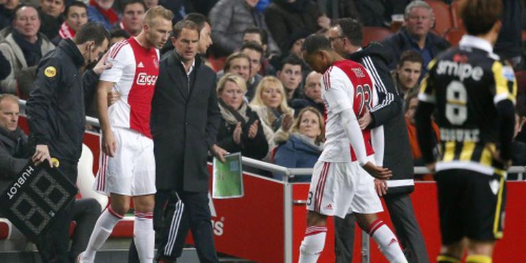 De Boer: Vitesse heeft geen kans gehad