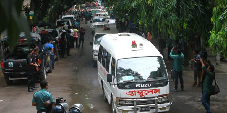 Daders Dhaka staatsburgers Bangladesh