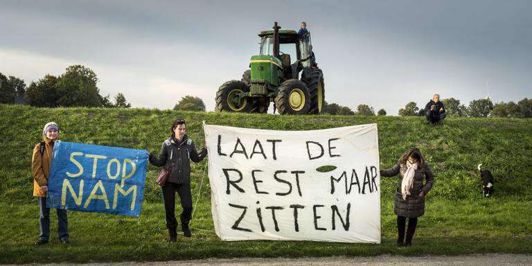 GroenLinks tegen fracken in Drenthe