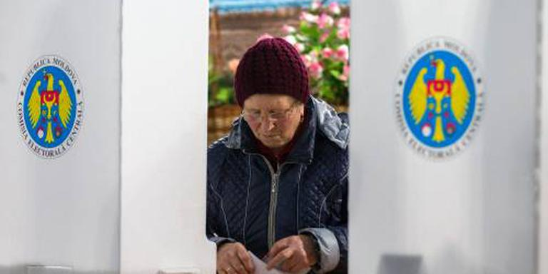 Presidentsverkiezing Moldavië rustig verlopen