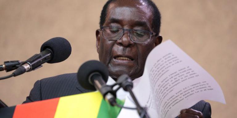 Mugabe haalt uit naar 'roekeloze' rechters
