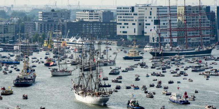 Sail Amsterdam is populairste evenement