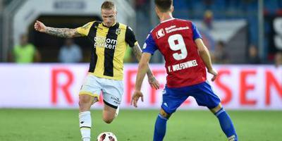 Büttner terug bij Vitesse, Linssen op de bank