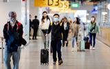 Meer dan helft EU-landen 'rood' op nieuwe coronareiskaart