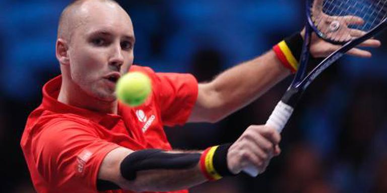 Frankrijk wint tiende Daviscup