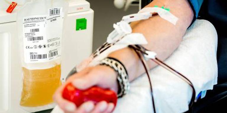 Patiënten zetten bloeddonoren in het zonnetje