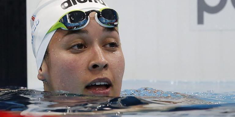 Kromowidjojo als 2e naar EK-finale 50 m vrij