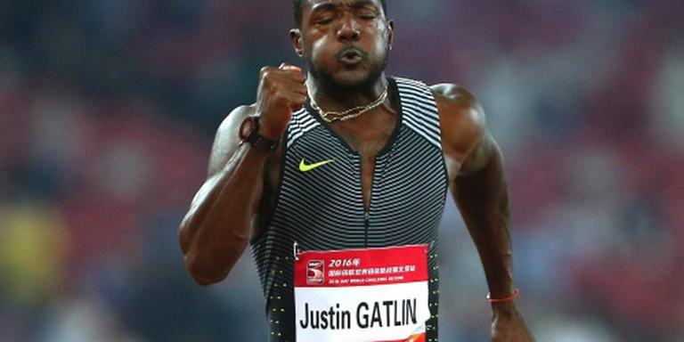 Gatlin wint 100 meter Rome, Martina zevende