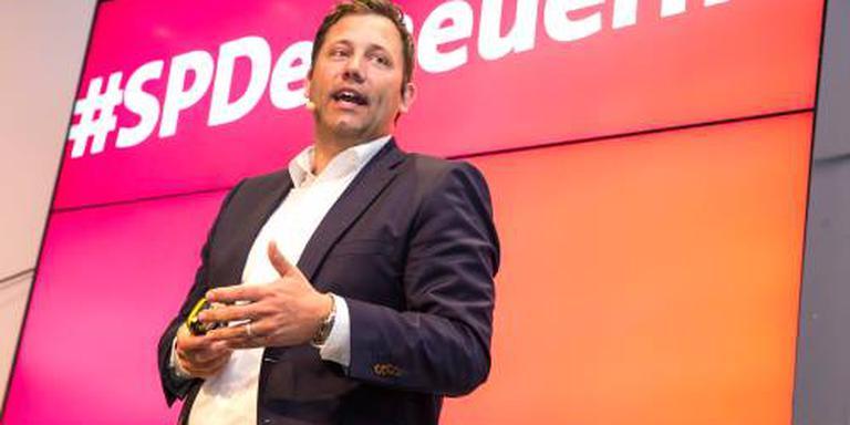 SPD stelt voorwaarden aan akkoord CDU/CSU