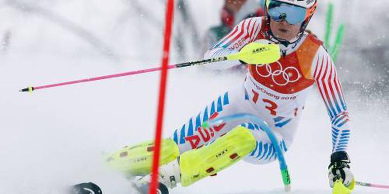 Skiester Vonn wint laatste afdaling