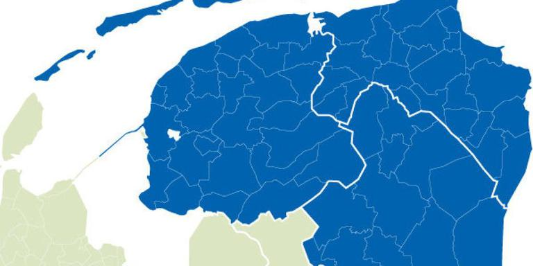 Afbeeldingsresultaat voor Friesland, Groningen en Drenthe