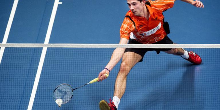 Meijs volgt Pang op als badmintonkampioen