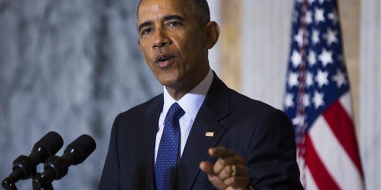 Obama noemt Trump ongeschikt als president