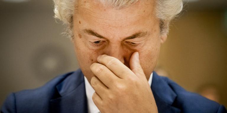 Wilders: ik weet niet wat ik hier doe